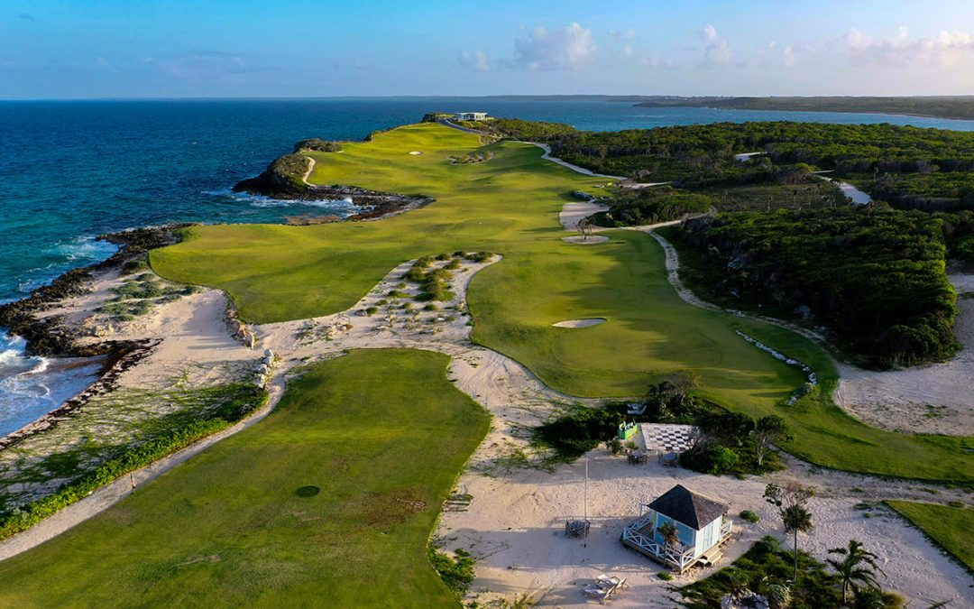 Tiger Woods tabbed to design short course in swanky Bahamas development